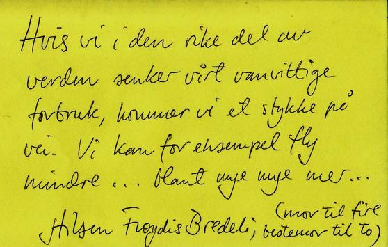 Frøydis Bredeli