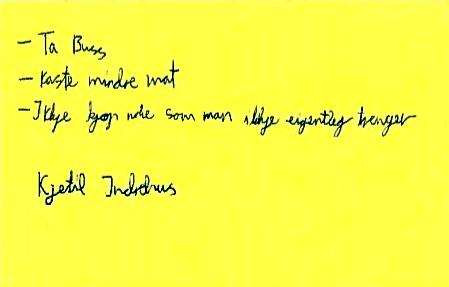 Kjetil Indrehus